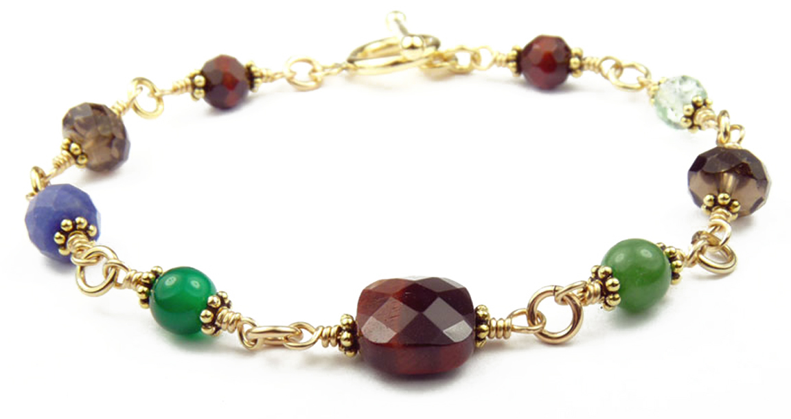 Anxiety And Stress Intention Bracelet