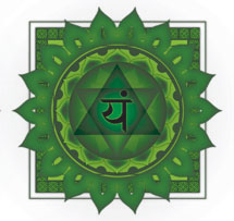The meaning of the color GREEN - Heart Chakra