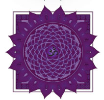 Meaning of the Color Violet Purple 7th Chakra Healing